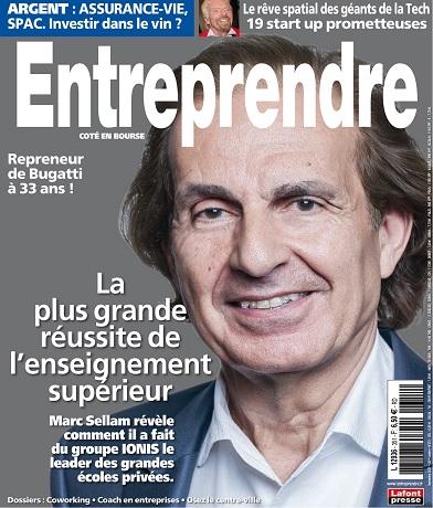 Entreprendre N°351 – Septembre 2021