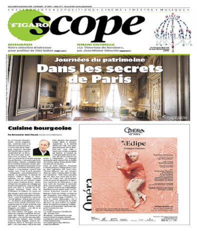 Figaro Scope Du 15 Septembre 2021