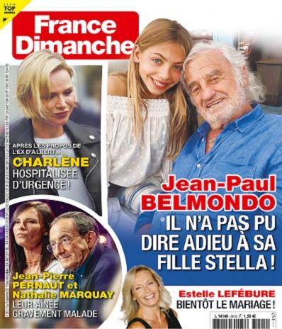 France Dimanche N°3915 Du 10 au 16 Septembre 2021