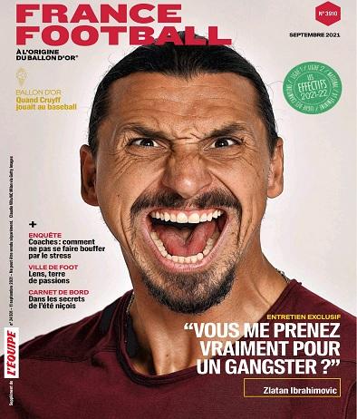 France Football N°3910 – Septembre 2021