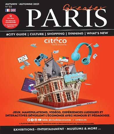 Greater Paris N°55 – Automne 2021