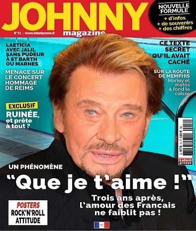 Johnny Magazine N°12 – Septembre-Novembre 2021