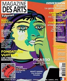 Le Magazine des Arts – Octobre-Décembre 2021