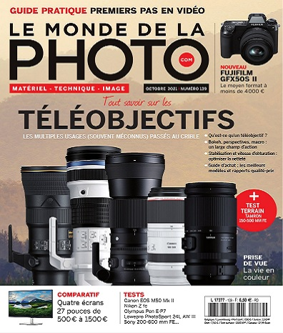 Le Monde De La Photo N°139 – Octobre 2021