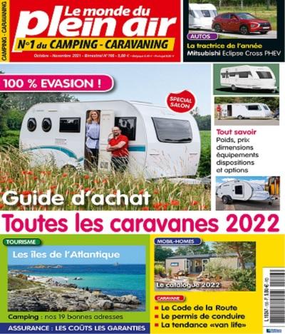 Le Monde Du Plein-Air N°166 – Octobre-Novembre 2021