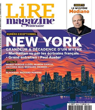 Lire Magazine N°500 – Octobre 2021