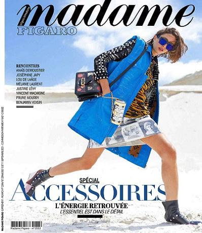 Madame Figaro Du 10 Septembre 2021