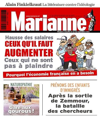 Marianne N°1279 Du 17 au 23 Septembre 2021