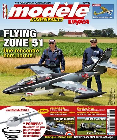 Modèle Magazine N°841 – Octobre 2021