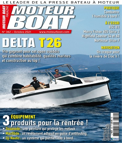 Moteur Boat N°382 – Octobre 2021