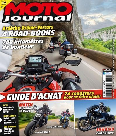Moto Journal N°2311 Du 8 Septembre 2021