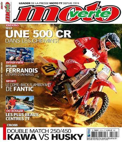 Moto Verte N°570 – Octobre 2021