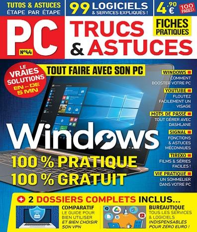 PC Trucs et Astuces N°44 – Octobre-Décembre 2021
