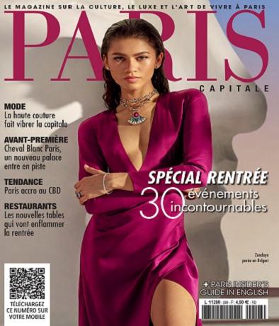 Paris Capitale N°288 – Septembre 2021