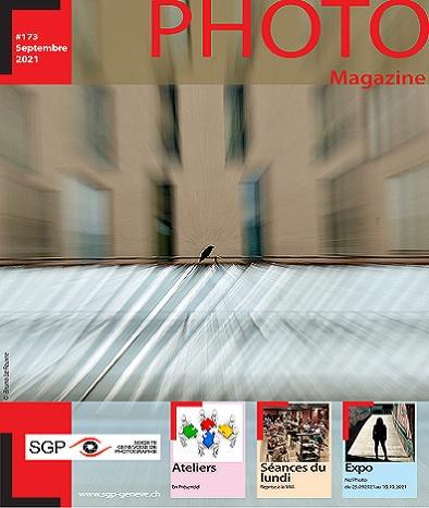 Photo Magazine N°173 – Septembre 2021