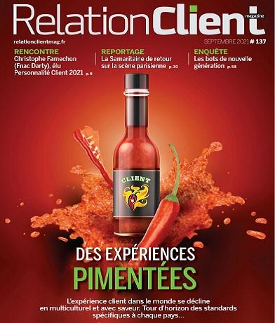 Relation Client Magazine N°137 – Septembre 2021