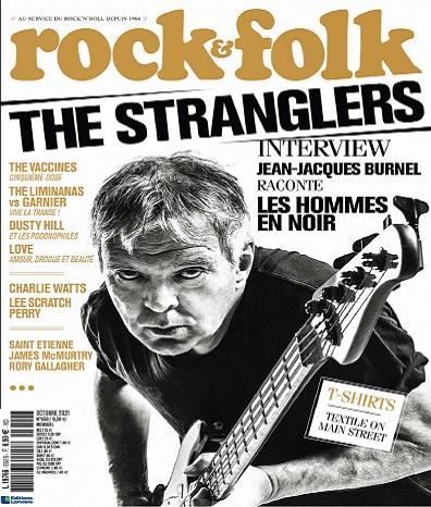 Rock et Folk N°650 – Octobre 2021