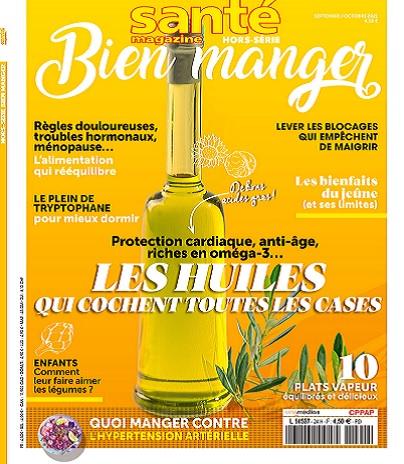 Santé Magazine Hors Série N°24 – Septembre-Octobre 2021