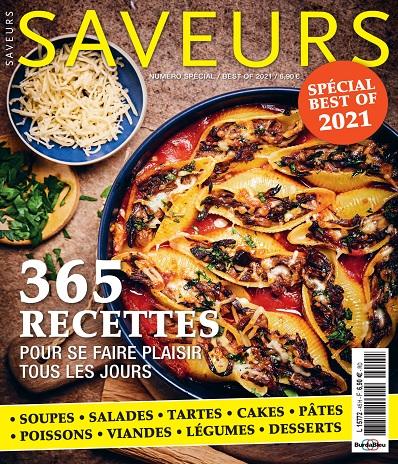 Saveurs Hors Série N°45 – Spécial France 2021