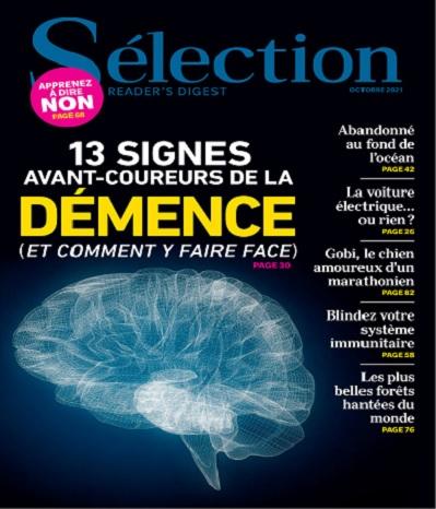 Sélection Du Reader's Digest – Octobre 2021
