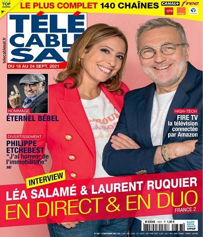 Télécâble Sat Hebdo Du 18 au 24 Septembre 2021