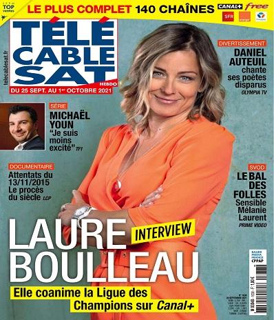 Télécâble Sat Hebdo Du 25 Septembre 2021