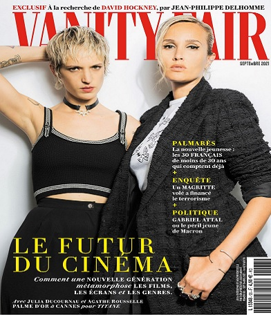 Vanity Fair N°93 – Septembre 2021