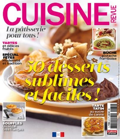 Cuisine Revue N°87 – Novembre 2021-Janvier 2022