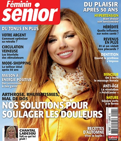 Féminin Senior N°21 – Octobre-Novembre 2021