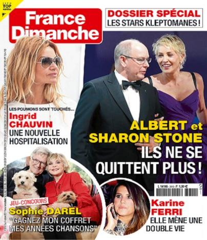 France Dimanche N°3919 Du 8 au 14 Octobre 2021