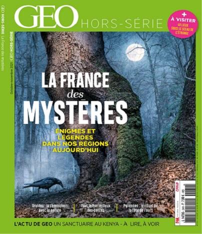 Geo Hors Série N°34 – Octobre-Novembre 2021