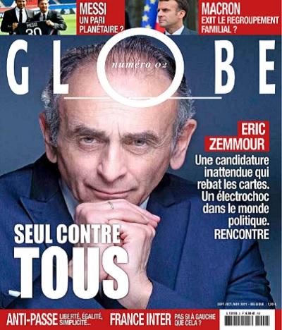 Globe N°2 – Septembre-Novembre 2021