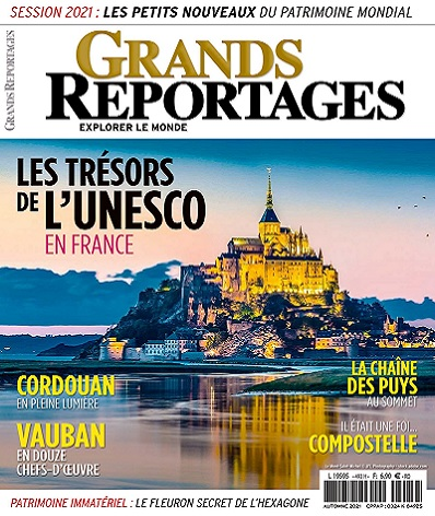 Grands Reportages N°493 – Automne 2021