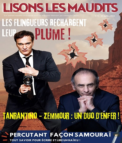 Lisons Les Maudits N°74 Du 7 Octobre 2021
