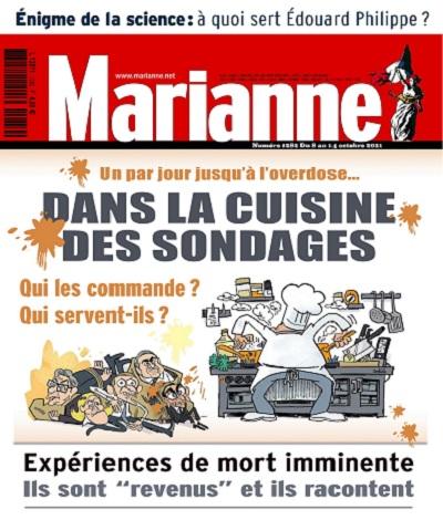 Marianne N°1282 Du 8 au 14 Octobre 2021