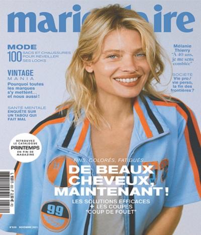 Marie Claire N°830 – Novembre 2021