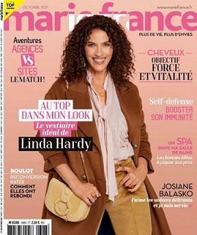 Marie France N°306 – Octobre 2021