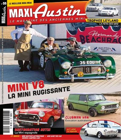 Maxi Austin N°59 – Octobre 2021