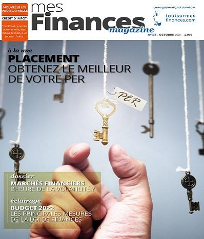 Mes Finances N°121 – Octobre 2021