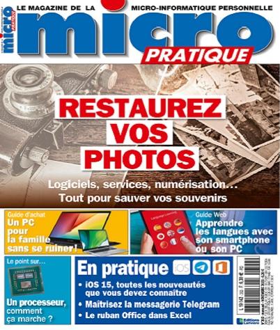 Micro Pratique N°302 – Novembre 2021