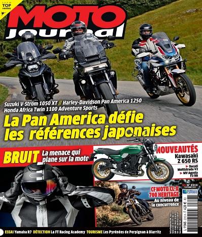 Moto Journal N°2313 Du 7 Octobre 2021