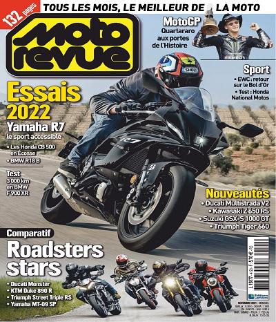 Moto Revue N°4120 – Novembre 2021