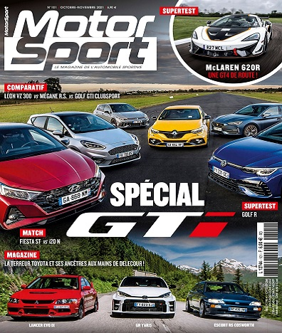 Motor Sport N°101 – Octobre-Novembre 2021