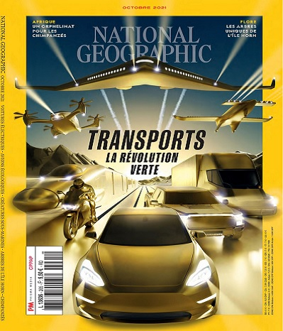 National Geographic N°265 – Octobre 2021