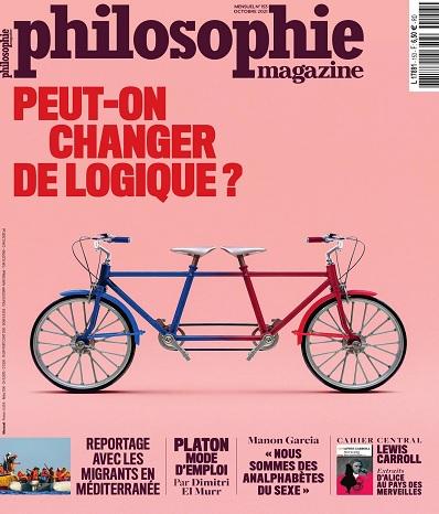 Philosophie Magazine N°153 – Octobre 2021