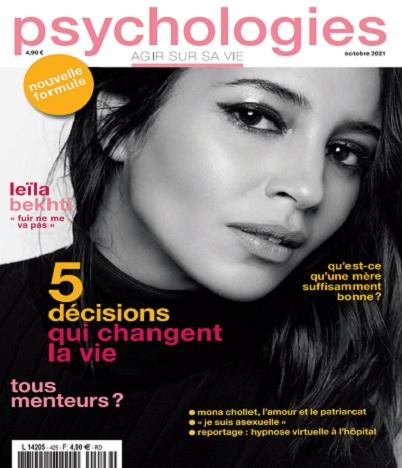 Psychologies Magazine N°426 – Octobre 2021