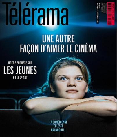 Télérama Magazine N°3744 Du 16 au 22 Octobre 2021