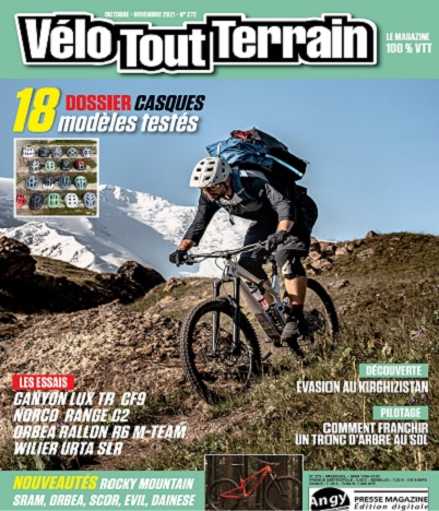 Vélo Tout Terrain N°272 – Octobre-Novembre 2021